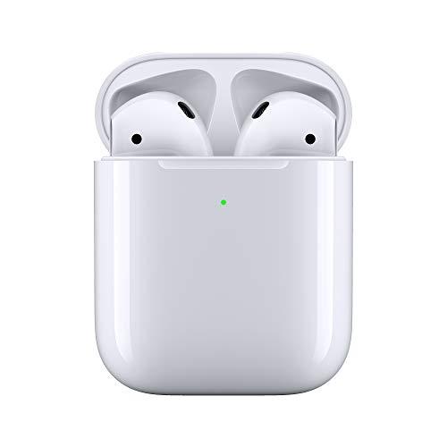 Apple AirPods mit kabellosem Ladecase...
