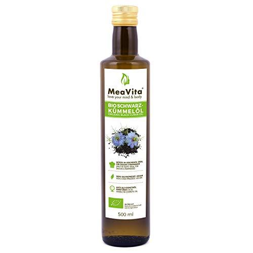 MeaVita Bio Schwarzkümmelöl,...
