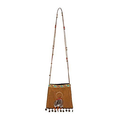 Boland 44144 - Handtasche Indianerin,...