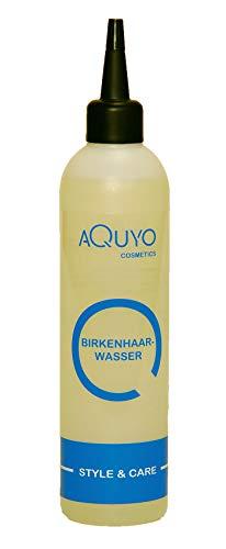 Birkenhaarwasser für trockene Haare und...