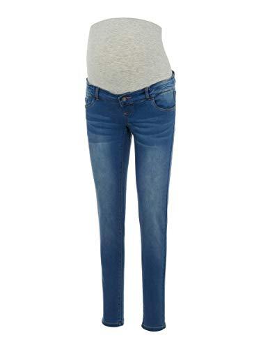 MAMALICIOUS Damen Mlfifty 002 Slim Jeans...