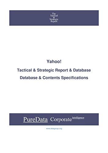 Yahoo!: Tactical & Strategic Database...