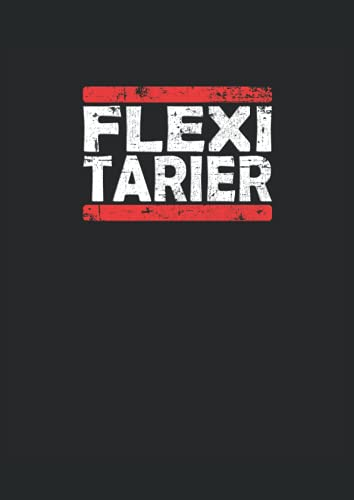 Flexitarier: Notizbuch   Notebook  ...