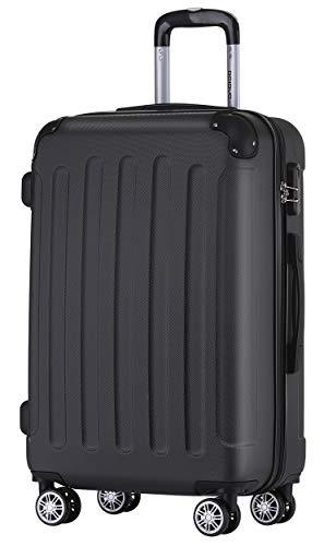 BEIBYE Hartschalen-Koffer Trolley...