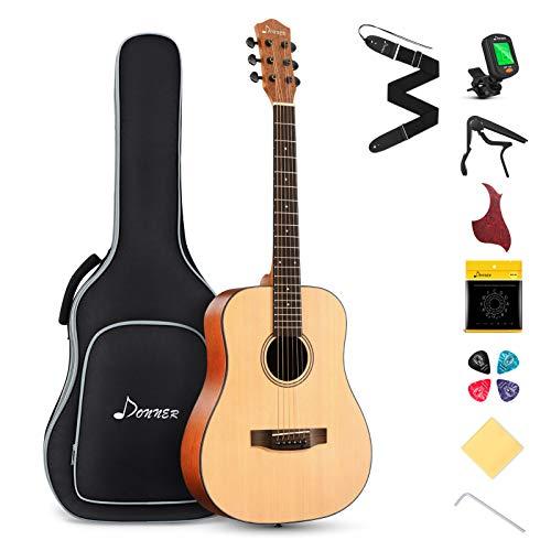 Donner 3/4 Akustik Gitarre für...