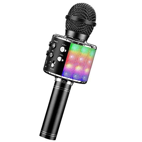 BlueFire Karaoke Mikrofon, Bluetooth...