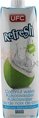 UFC Reines Kokoswasser 100% Pure...