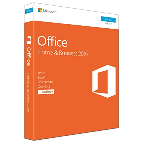 Microsoft Office Home and Business 2016...