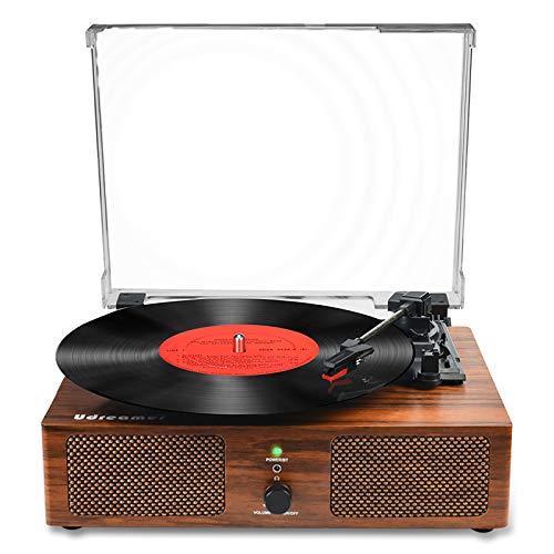 Vinyl Plattenspieler Bluetooth...