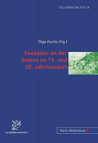 Seebäder an der Ostsee im 19. und 20....