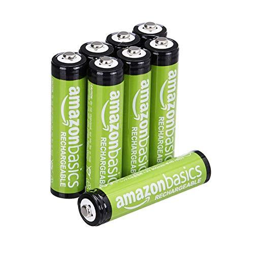 Amazon Basics AAA-Batterien,...