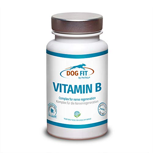 DOG FIT by PreThis® Vitamin B Komplex...