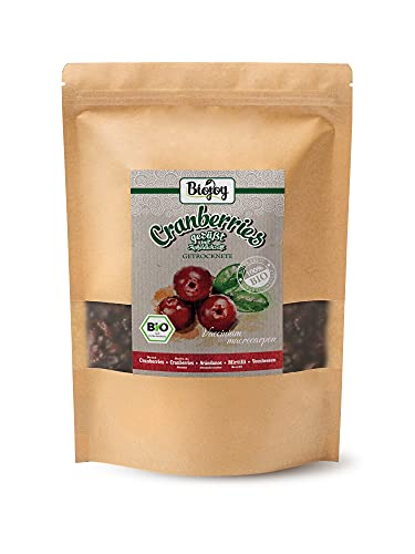 Biojoy BIO-Cranberries getrocknet, ohne...