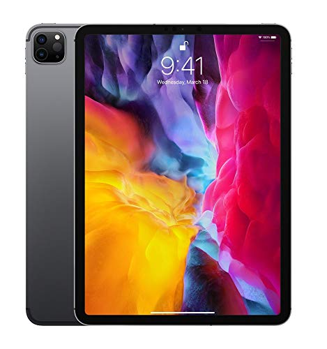 2020 Apple iPad Pro (11', Wi-Fi,...
