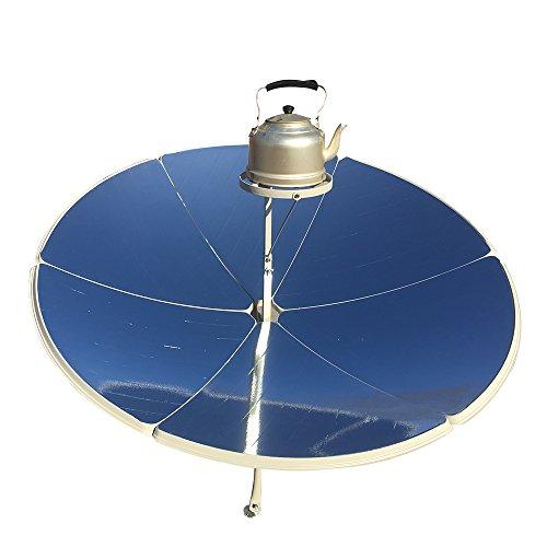 HUKOER Solarkocher 1,5 m Durchmesser...