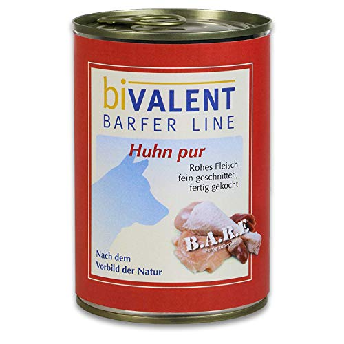 biVALENT BarferLine Huhn pur 400g - 100%...