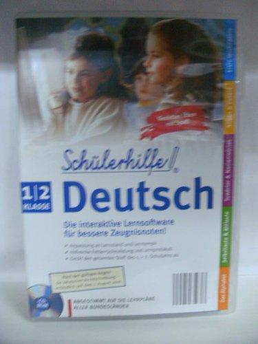 Schülerhilfe Deutsch Klasse 1/2: Die...