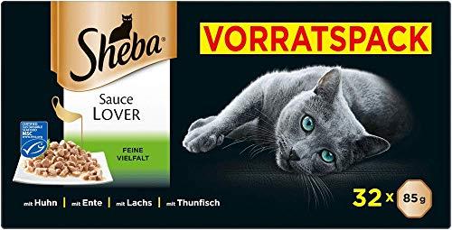 Sheba Sauce Lover – Feine Häppchen...