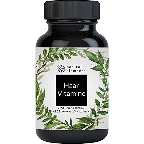 Haar Vitamine - 180 Kapseln - Premium:...