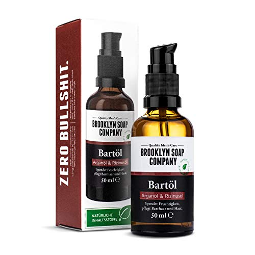 Bartöl (50ml) · BROOKLYN SOAP COMPANY...
