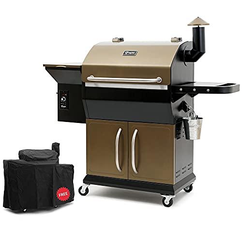 BBQ-Toro Pellet Smoker Grill PG2 |...