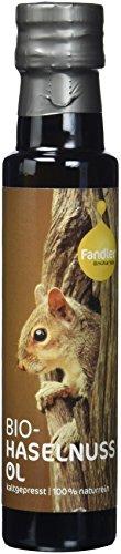 Fandler Bio-Haselnussöl, 1er Pack (1 x...