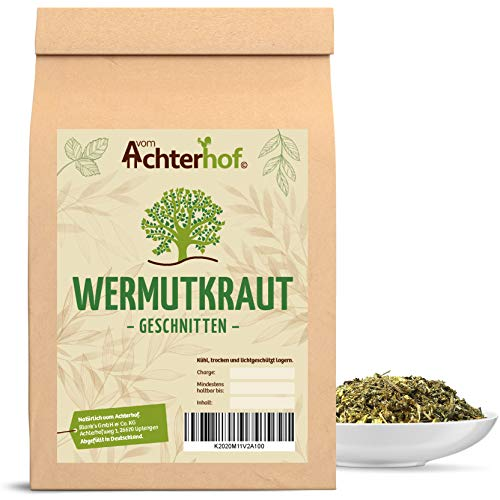Wermutkraut geschnitten 250g Wermut-Tee...