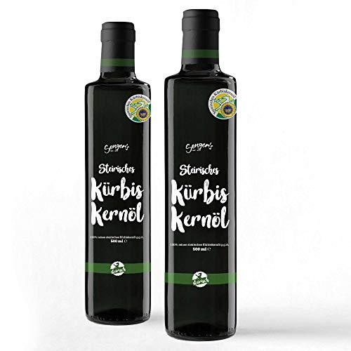 Steirisches Kürbiskernöl g.g.A. 100%...