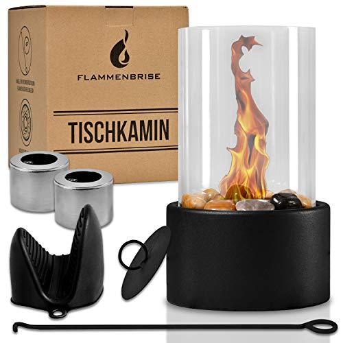 Flammenbrise Tischkamin | Tischfeuer...