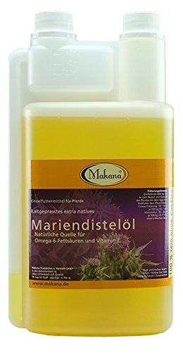 Makana Mariendistelöl für Tiere,...