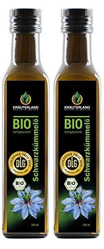 Kräuterland - Bio Schwarzkümmelöl...
