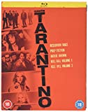 Quentin Tarantino Collection BD [Blu-ray] [2020]
