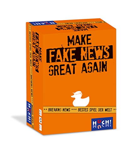 HUCH! Make Fake News Great Again...