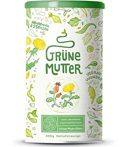 Grüne Mutter - Smoothie Pulver - Das...