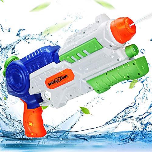 Ucradle Wasserpistole Spielzeug, 1200ML...