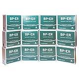 Lebenskraft BP ER Elite Emergency Food 12 x 500 Gramm des führenden Herstellers (Charge 2020 und Zertifikat vom Händler
