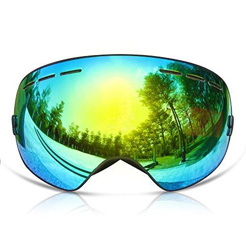 GANZTON Skibrille Snowboard Brille...