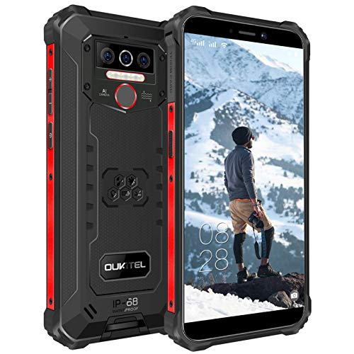 OUKITEL WP5 Outdoor Smartphone Ohne...