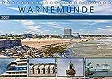 Warnemünde - Sehnsuchtsort an der Ostsee (Tischkalender 2021 DIN A5 quer)