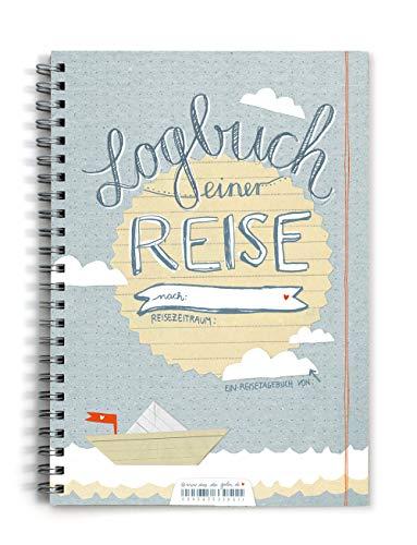 Reisetagebuch - Logbuch einer Reise -...