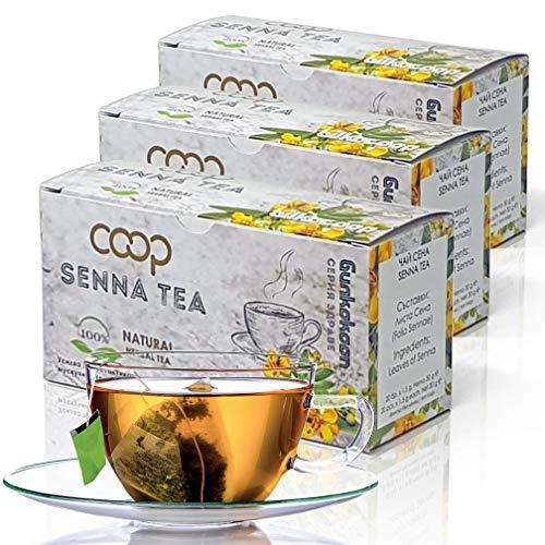 Senna Tee - Abführmittel, Detox,...