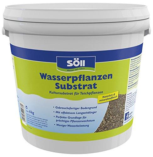 Söll 20036 WasserpflanzenSubstrat...