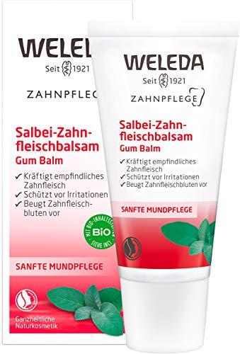 WELEDA Salbei Zahnfleischbalsam,...