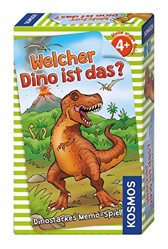 KOSMOS Spiele 711313 - Welcher Dino ist...