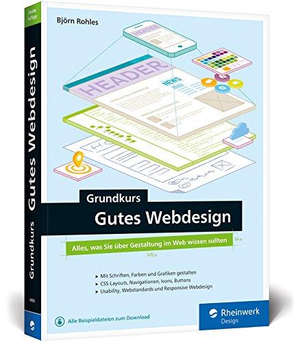 Grundkurs gutes Webdesign: Alles, was...