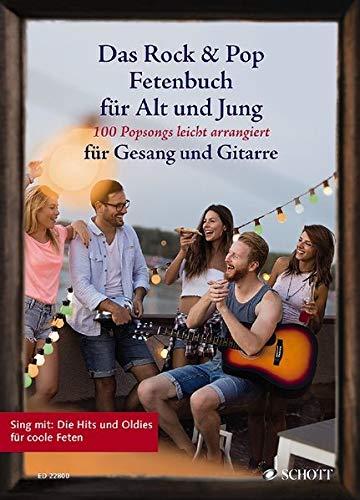 Das Rock & Pop Fetenbuch für Alt und...