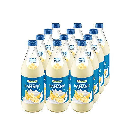 Münsterland Banana Milch-Drink, 12er...