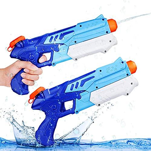 Ucradle Wasserpistole, 2er Set Water Gun...