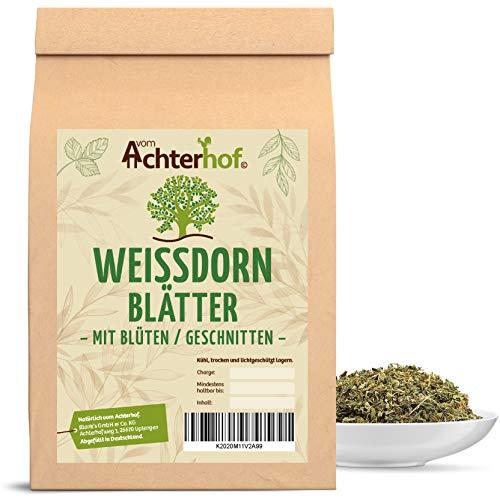 Weißdorn Tee | 1kg | Weißdornblätter...