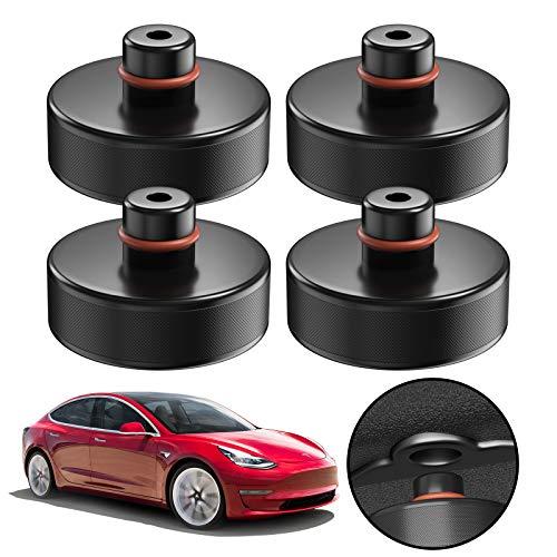 4 Stücke Wagenheber Gummiauflage Tesla...